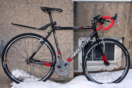 MoJo Single Speed X-Cross Winter Workhorse